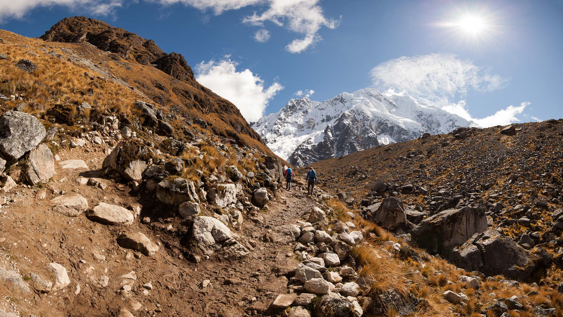 Salkantay Trek to the Pass, Peru